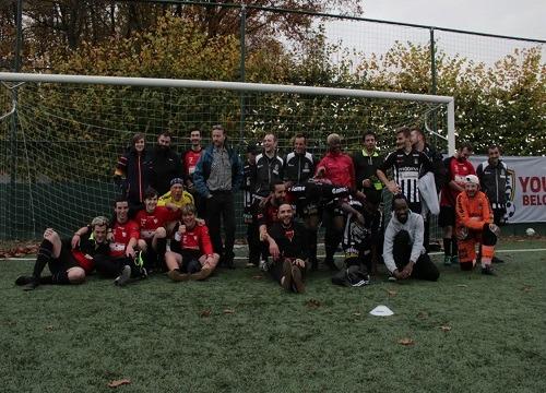 Belgian Homeless'Cup