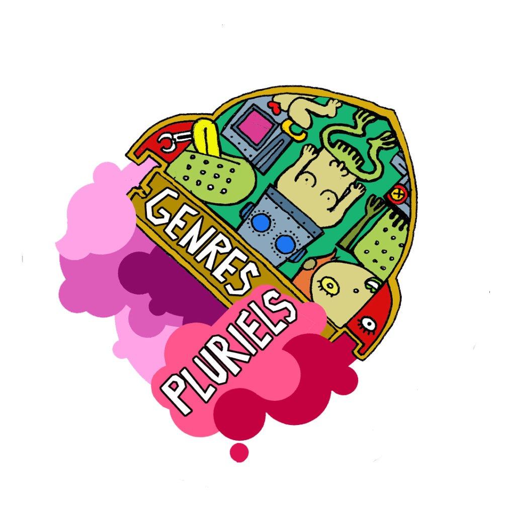 Genres Pluriels_logo_600 dpi