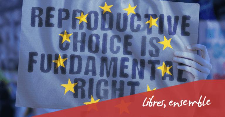 Une résolution importante du Parlement européen en faveur des droits sexuels et reproductifs