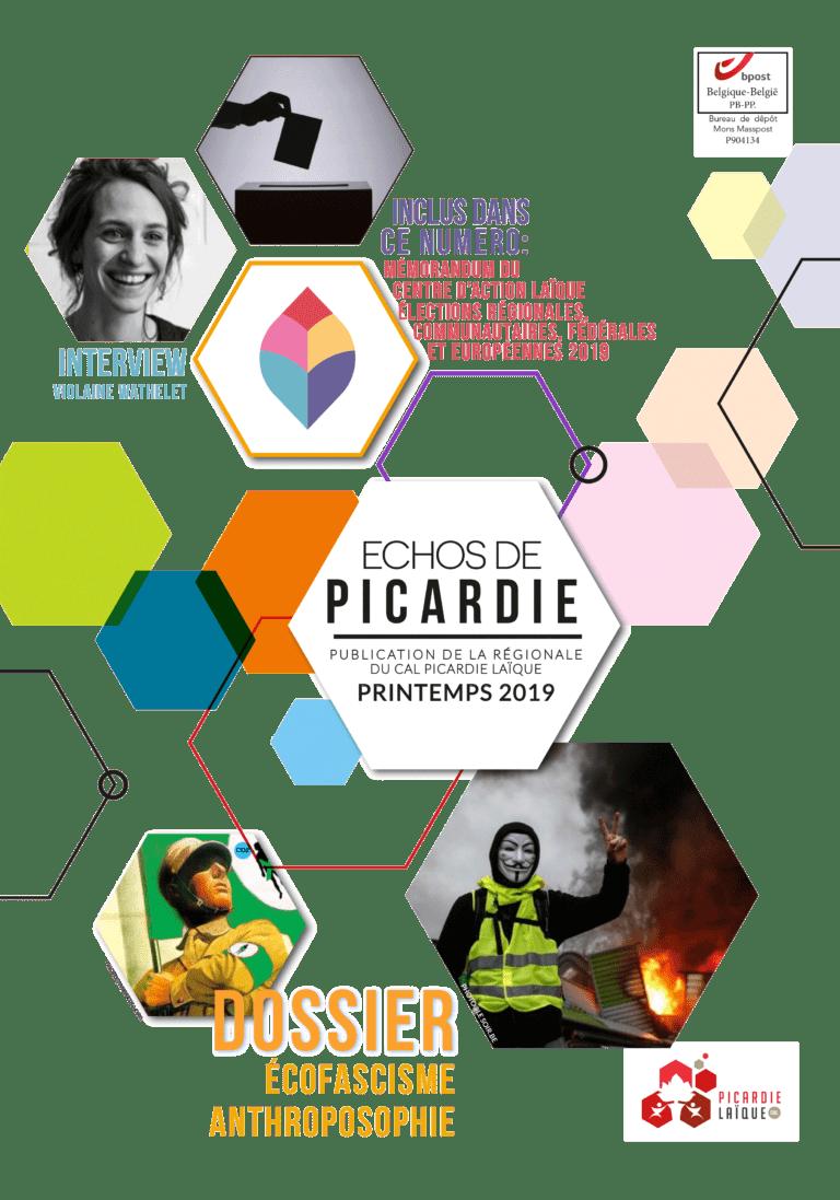 Echos de Picardie – Automne 2019