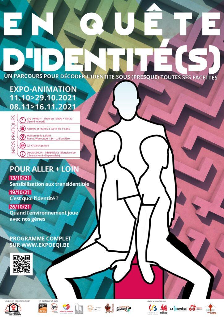 Expo-Animation «En quête d'Identités»